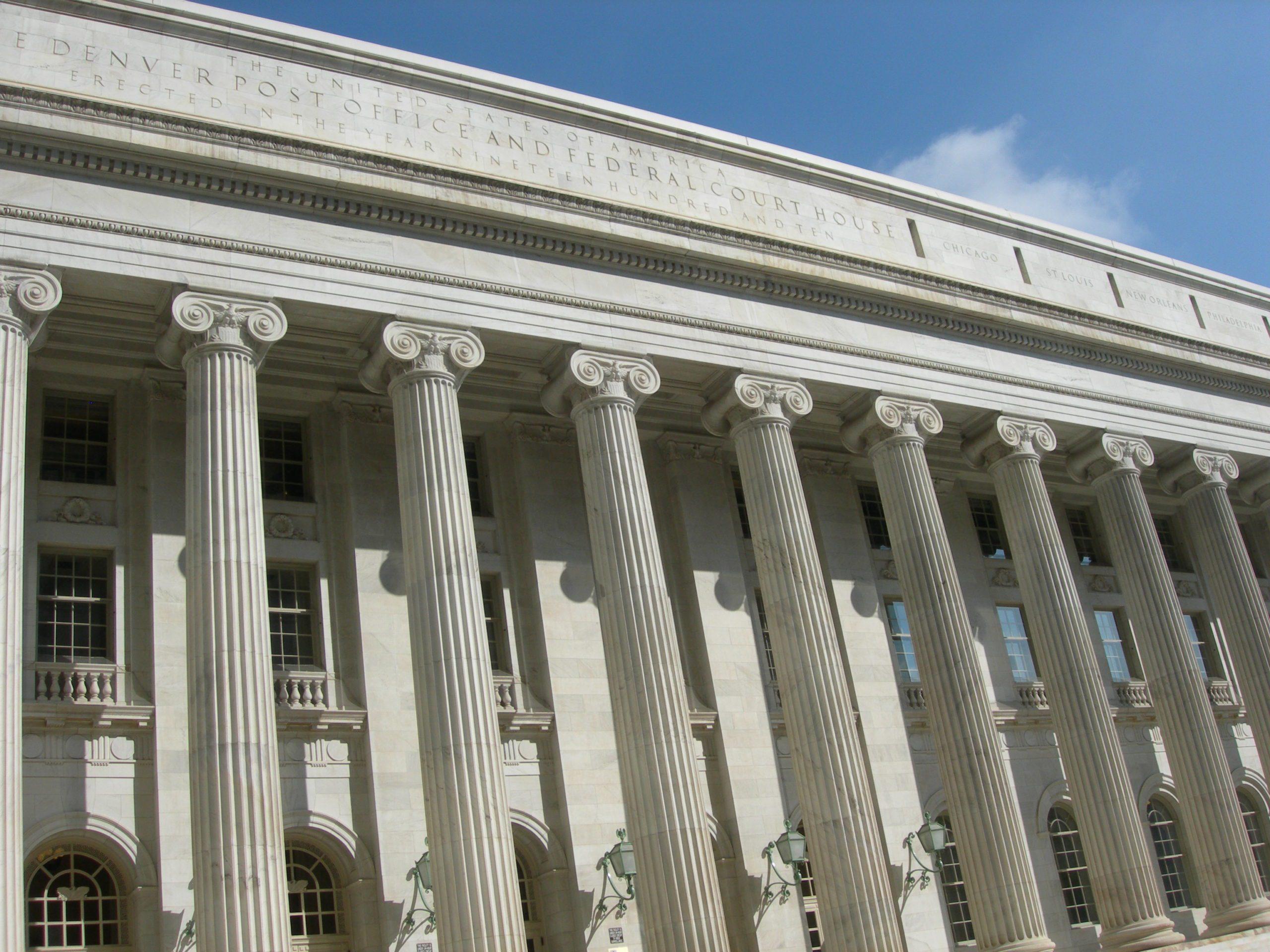 Denver-federal-courthouse
